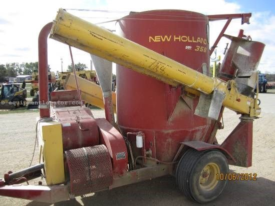 new holland mix mill | Click Here to View More NEW HOLLAND 358 GRINDER MIXERS For Sale on ...