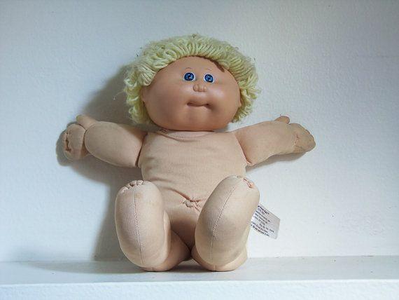 Vintage+Cabbage+Patch+Kids+Boy+Doll++Cabbage+by+kickinitoldskool,+$15.00