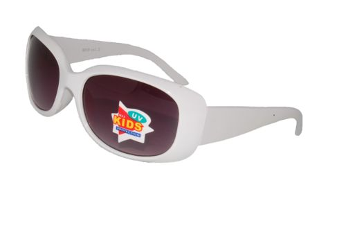 Check out these Kidz K010 Sunglasses at BrightEyes. #Kids #Sunglasses #Australia #Kidz #kidssunglasses #whitesunglasses #white
