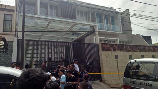Jakarta - Almianda Shafira, eks istri kedua Dodi Triono, korban pembunuhan sadis di Pulomas men...