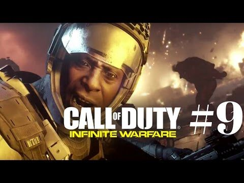 http://callofdutyforever.com/call-of-duty-gameplay/call-of-duty-infinite-warfare-walkthrough-gameplay-part-9-1080p-full-hd-ps4-no-commentary/ - Call of Duty: Infinite Warfare Walkthrough Gameplay Part 9 –1080p Full HD PS4 - No Commentary  Call of Duty: Infinite Warfare is an first-person shooter video game developed by Infinity Ward and published by Activision. It is the thirteenth primary installment in the Call of Duty series and is set to be released for Microsoft Windo