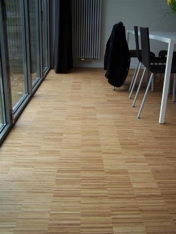 16 best images about bamboe vloeren on pinterest, Badkamer