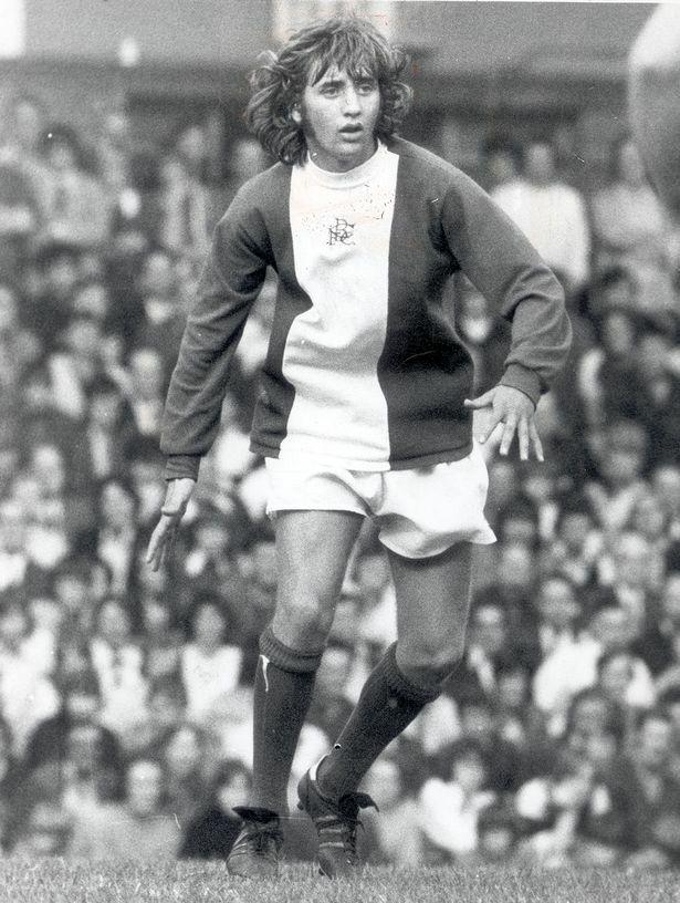 Jimmy Calderwood BCFC