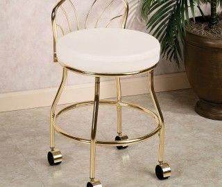 Top 13 Fascinating Chairs Dor Makeup Vanity Foto Ideas