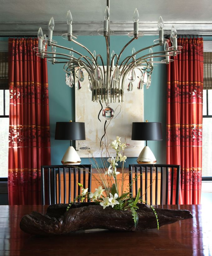 43 best RED CURTAINS images on Pinterest Red curtains Curtains