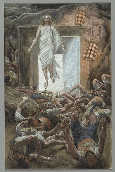 The Resurrection(La Résurrection)Matthew 28:1-15Mark 16:1-13Luke 24:1-12John 20:1-18