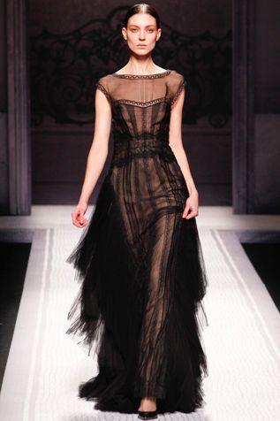 Albert Ferretti 2012 Herbst – Manchmal gebe ich vor, in Mode zu sein – #Albert #FAL …  – Hochzeitskleider