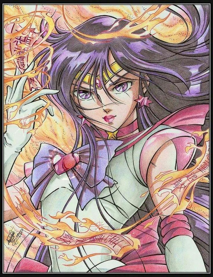 Sailor Marte