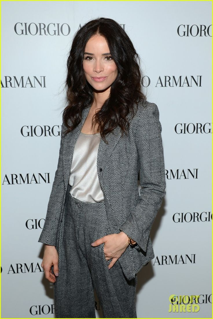 Olivia Munn: Giogio Armani Beauty Luncheon!