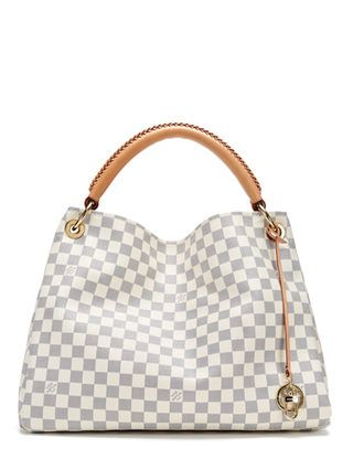 Damier Azur Artsy MM by Louis Vuitton at Gilt