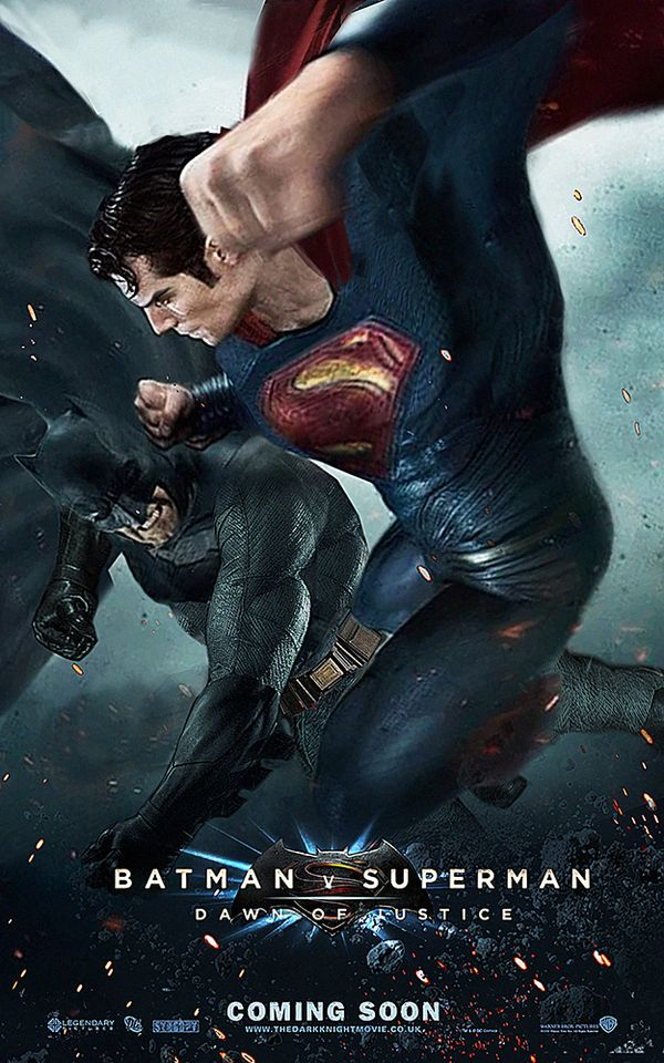Dawn of Justice #BvS J honestly still need to see this and I'm anxious to