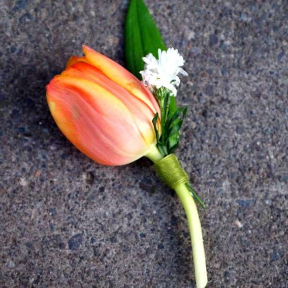 Detalle para bodas Flores y Piedras www.floresypiedras.cl