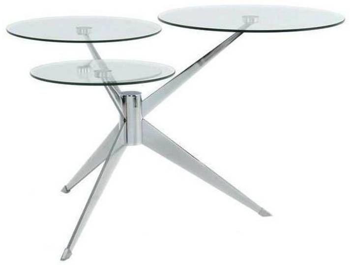 Beistelltisch Silber B H T 60 46 75 In 2020 Home Decor Table