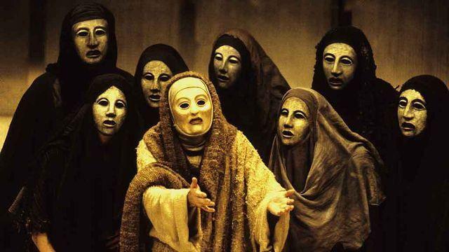 Image result for greek chorus