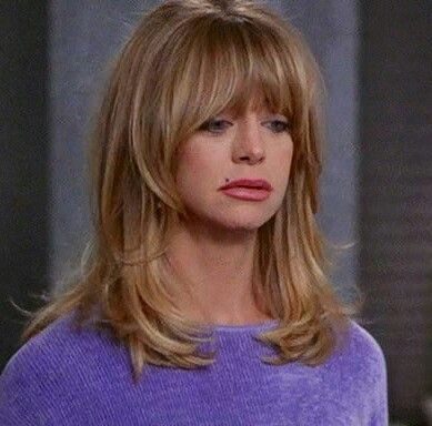 I love goldie hawn's hair here. 1996 first wives club