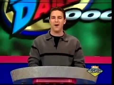 Double Dare 2000 Red Aces vs Blue Stars   GAMES SHOWS   Double dare, Red, Stars