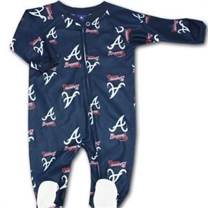 Atlanta Baby Braves Sleeper $17.95