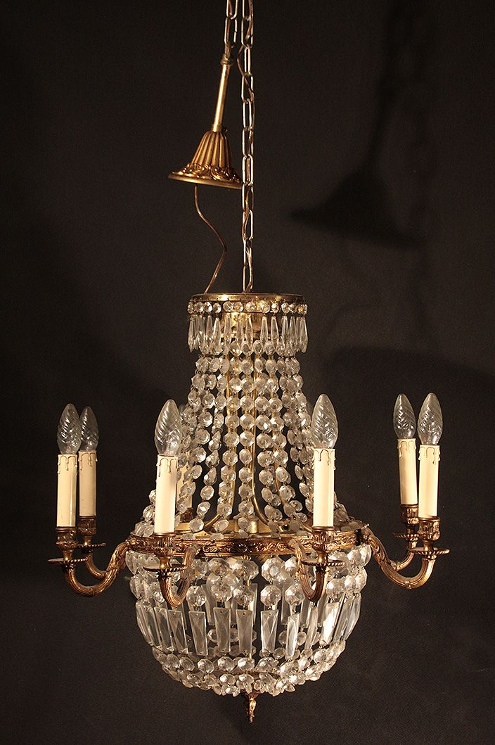 chandelier new arrivals! nowości more www.empire-antyki.com