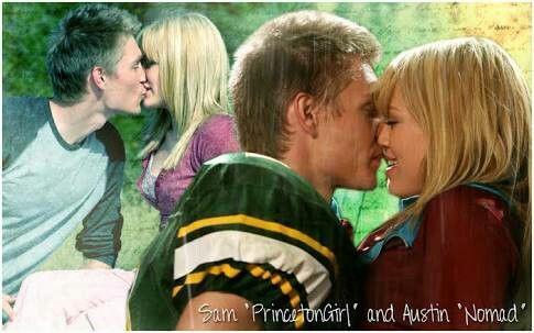 Austin and Sam