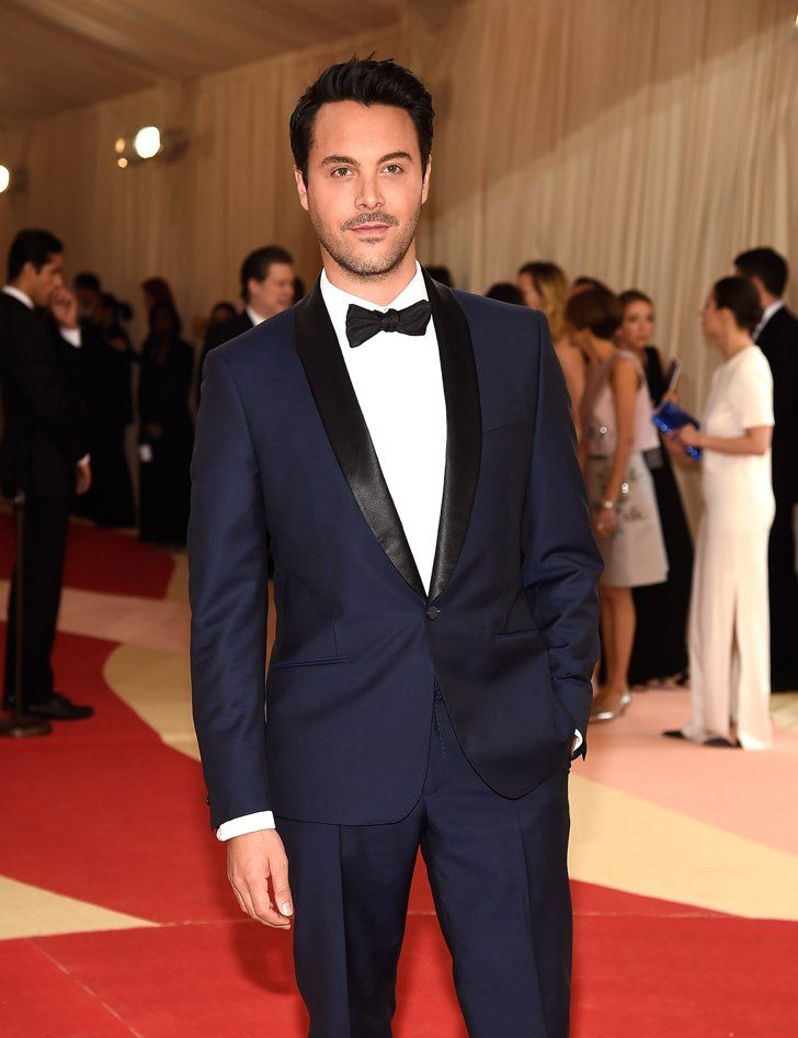 Pin for Later: Feast Your Eyes on All the Handsome Celebrity Guys at the Met Gala Jack Huston