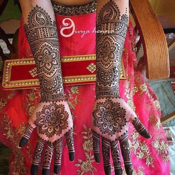 Mehndi Maharani Finalist #7: Divya Henna