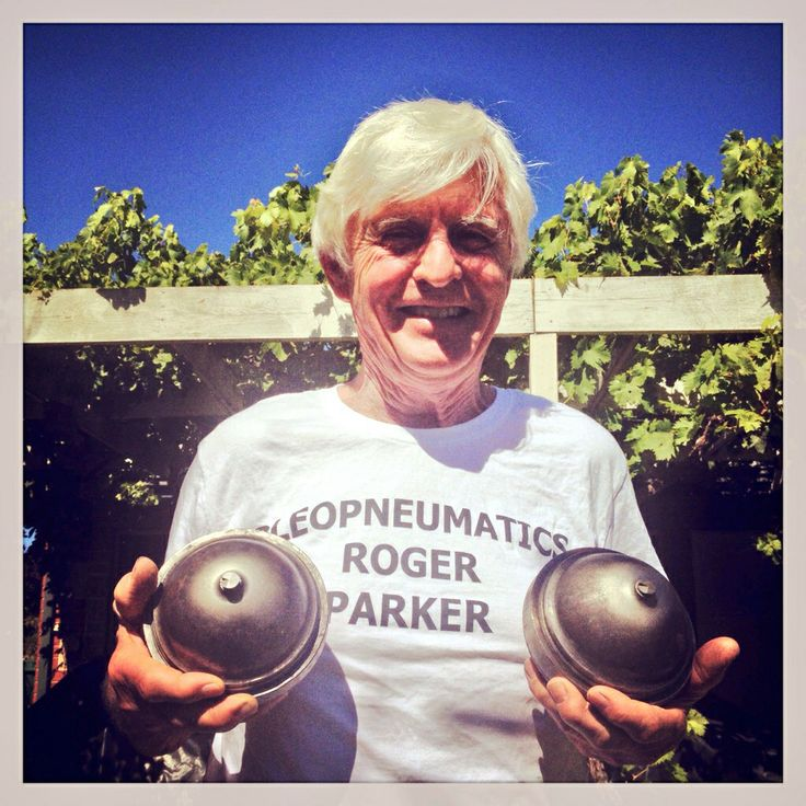 Roger Parker of Oleopneumatics • Littlehampton • 10.30am departure from the Corner Room Burnside Civic Centre • Sun 2 March • visit to Power of the Past • Mount Barker Oval first • BBQ at Roger's with technical workshop