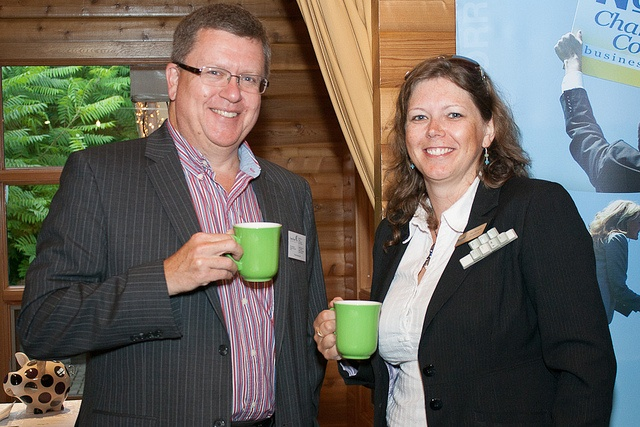 Come and join us for Breakfast at the Newmarket Chamber Commerce in December. Simon Fenn and Zoe Clements