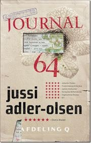 Journal 64 af Jussi Adler-Olsen, ISBN 9788740001006