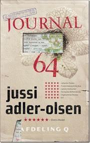 Journal 64 af Jussi Adler-Olsen, ISBN 9788740001006
