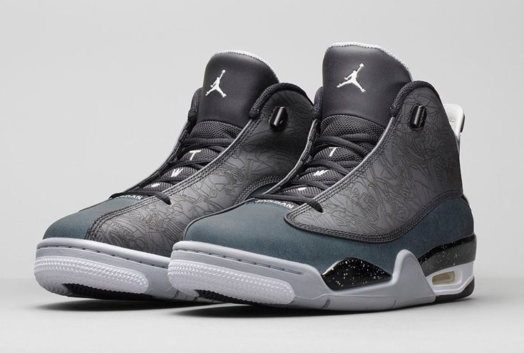 Also set for Saturday launch. Nike Air Jordan Dub Zero Charcoal.. http://thesolesupplier.co.uk/products/nike-air-jordan-dub-zero-classic-charcoal/