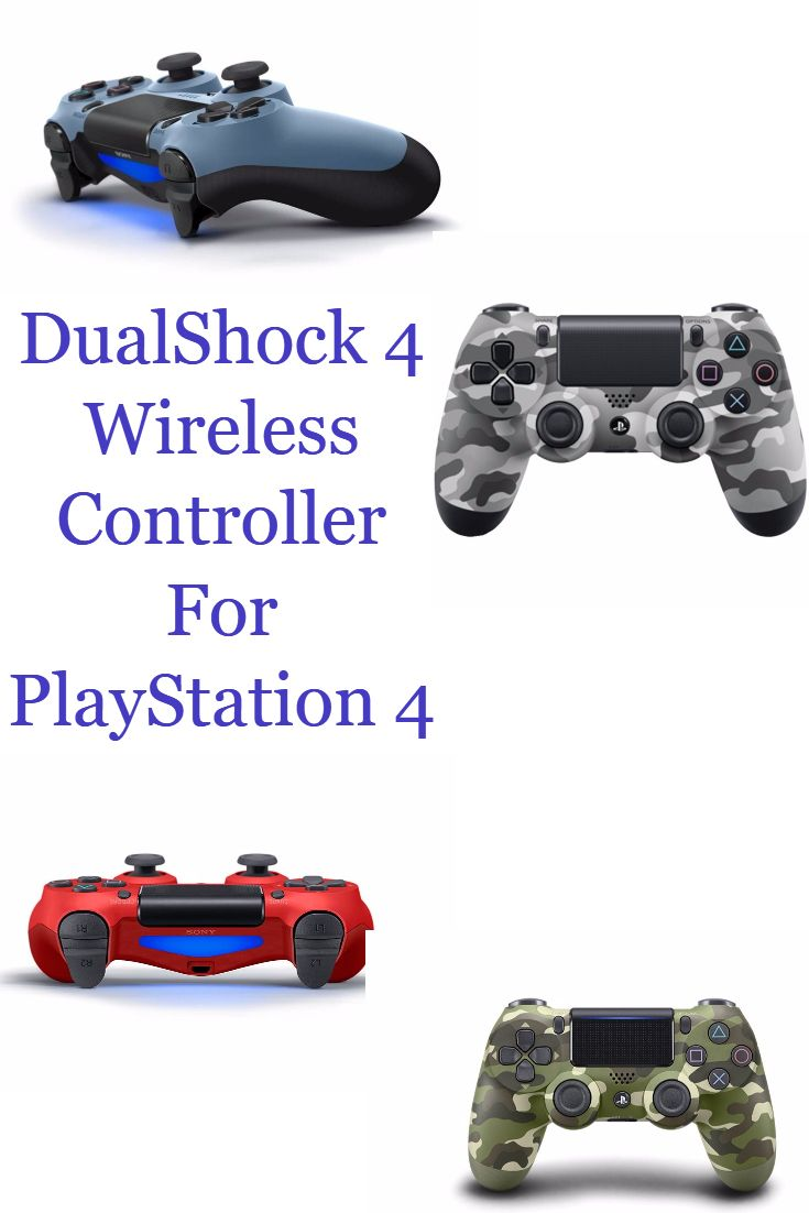 Marvelous DualShock Wireless Controller for PlayStation what and awesome controller