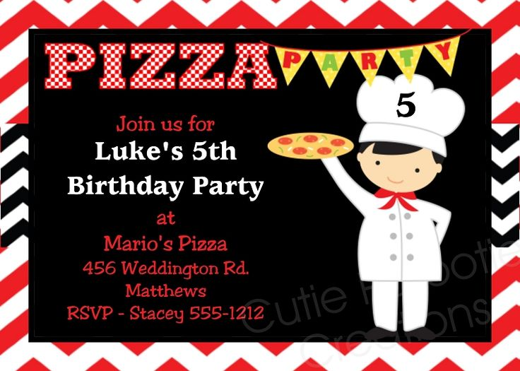 92 best images about DP Invitations and Themes – Pizza Party Invitation Template Free