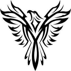aquila stilizzata tattoo - Cerca con Google