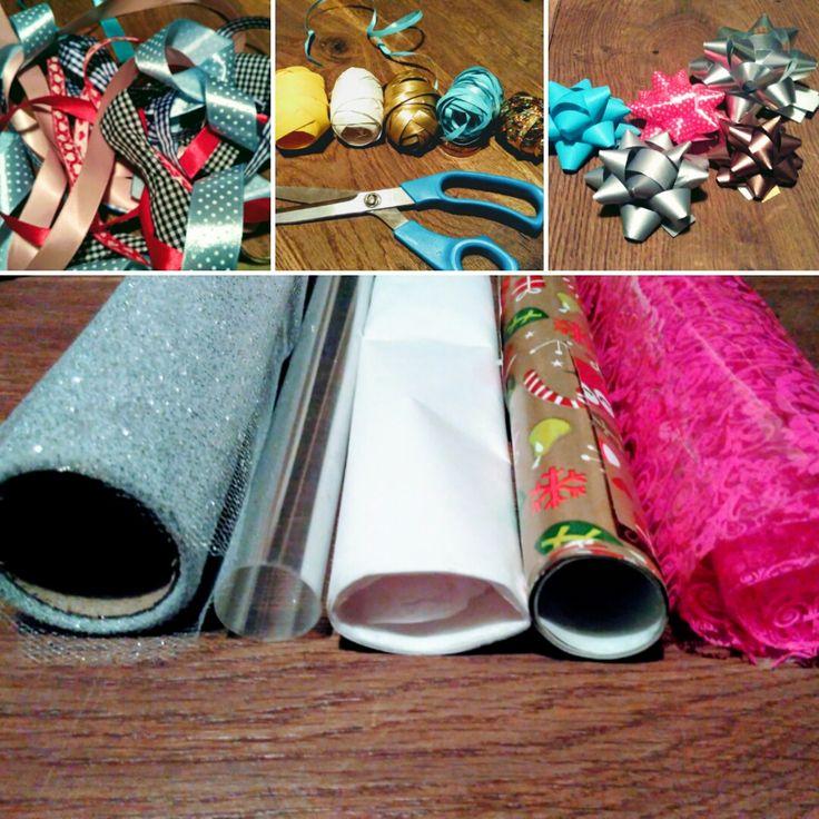 #presents #prezenty #ideas #wrapping #gifts