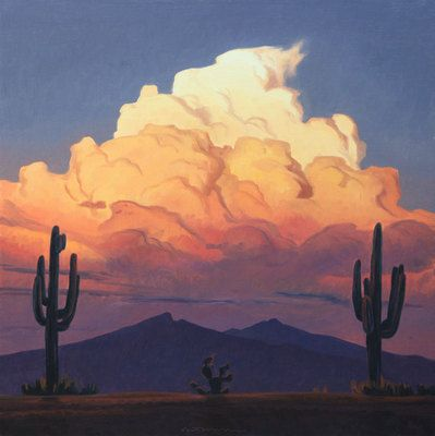 Mell, Ed - SOLD Ed Mell - Sonoran Symmetry