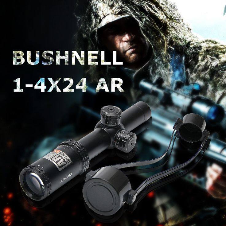 Bushnell 1-4x24mm AR Optics RifleScope Drop Zone-223 Reticle //Price: $110.00 & FREE Shipping //     Buy Now at https://www.pcpmart.com/bushnell-1-4x-24mm-ar-optics-rifle-scope-drop-zone-223-reticle-with-target-turrets-tactical-hunting-scope-for-air-gun-rifle/    #airforcecondor