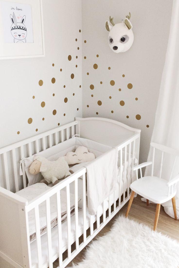 Die besten 25 babyzimmer wandgestaltung ideen auf pinterest fototapete kinderzimmer junge - Kinderzimmer pastell ...