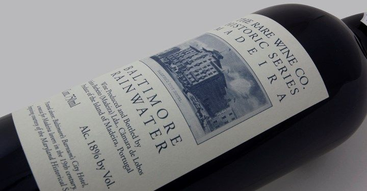 Historic Series Madeira - Rare Wine Co.
