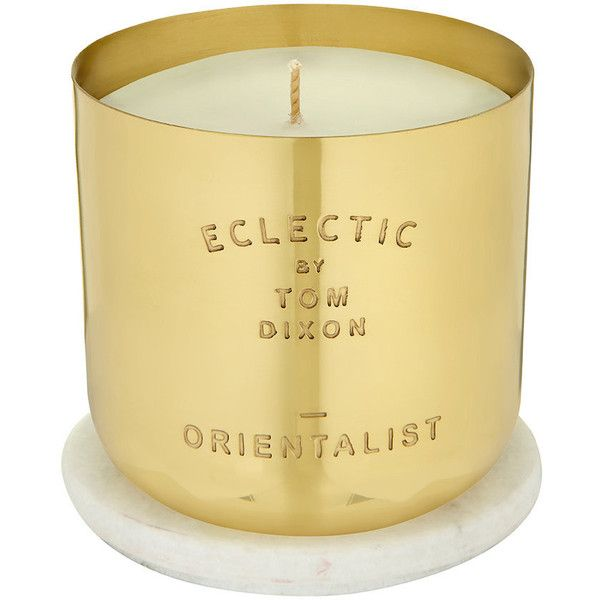 Tom Dixon Eclectic Orientalist Medium Candle (550 CNY) ❤ liked on Polyvore featuring home, home decor, candles & candleholders, no color, eclectic home decor, tom dixon candles, magnolia home decor, handmade candles and leaves candle