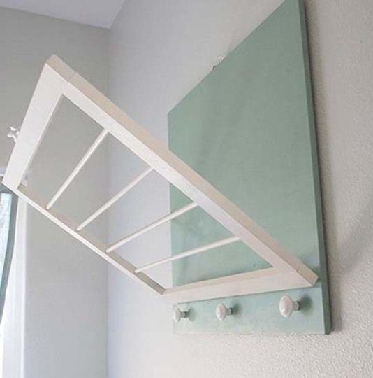 DIY drying rack - i need this!