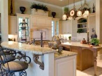 Kitchen Decor French Country Style