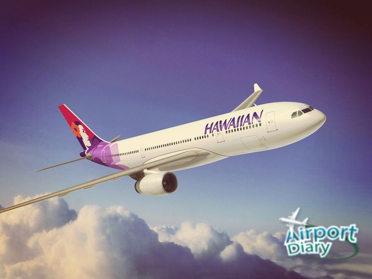 Hawaiian Airlines. Want to share your bad or good experience about that? Log-in a second and share with the world! www.airportdiary.com #hawaii #hawaiianairlines #airport #airline #airway #airportdiary