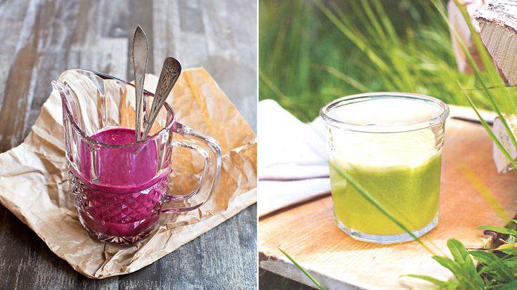 Lag dinegen fruktjuice – her er tre forfriskende varianter - Godt.no - Finn noe godt å spise