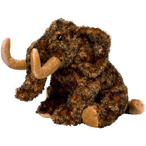 Ty Beanie Buddy - Giganto the Wooly Mammoth