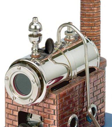 Dampfmaschine D 5 Bausatz von Wilesco. Tolles Spielzeug. 90 euro. Koennte man vielleicht be ebay.de gebraucht kaufen.