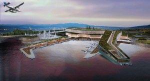 Κατασκευή Μητροπολιτικού Υδατοδρομίου στο (Σ.Ε.Φ.) Στάδιο Ειρήνης & Φιλίας