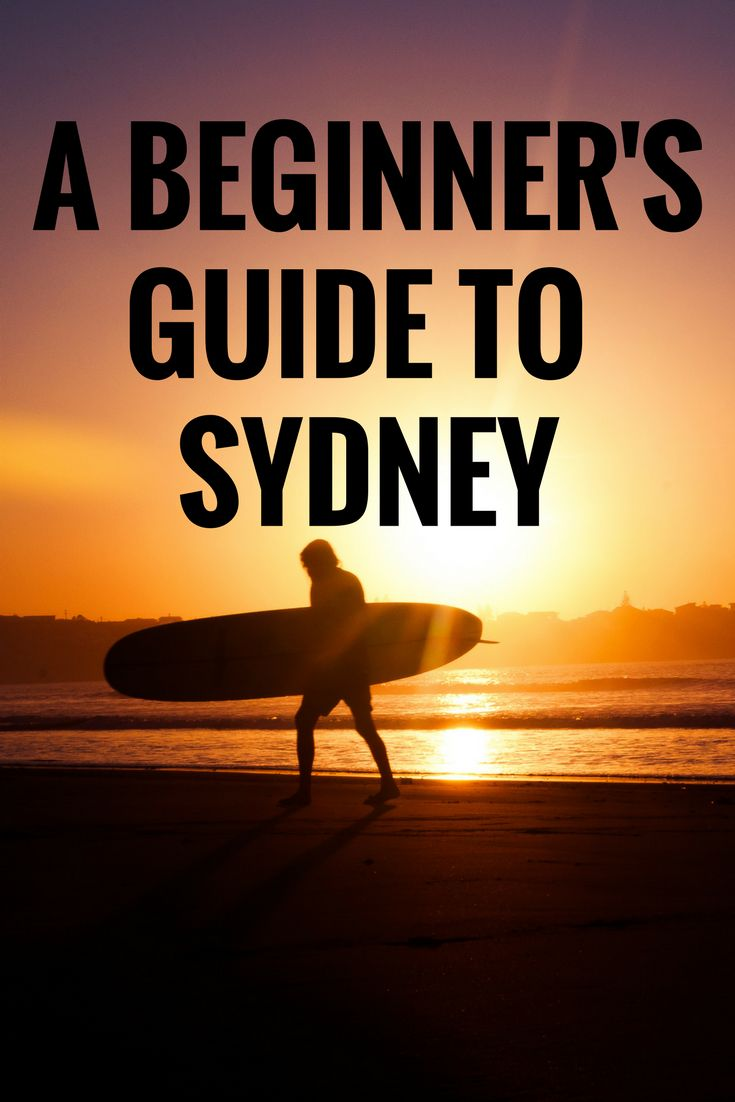 The Perfect First-Timers Guide To Sydney | Fasten Your Seatbelt | Home