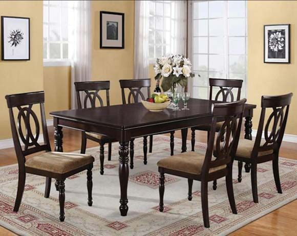 Find this Pin and more on My American Freight Pinspired Home. Diana  Rectangular Table Dining ... - 23 Best My American Freight Pinspired Home Images On Pinterest