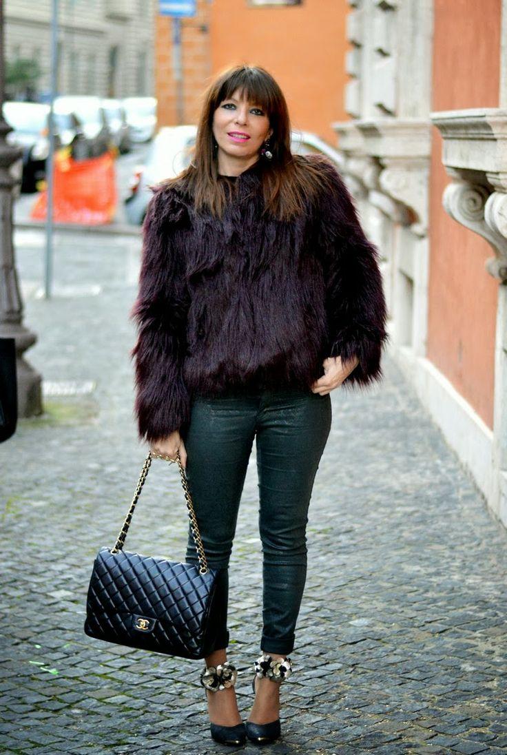 Don't call me Fashion Blogger - Francesca Romana Capizzi con i nostri orecchini CAROLINE