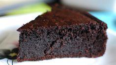 ¿Tenes 6 minutos para preparar una torta de chocolate vegana increíble? (Y 30 minutos de horneado!)